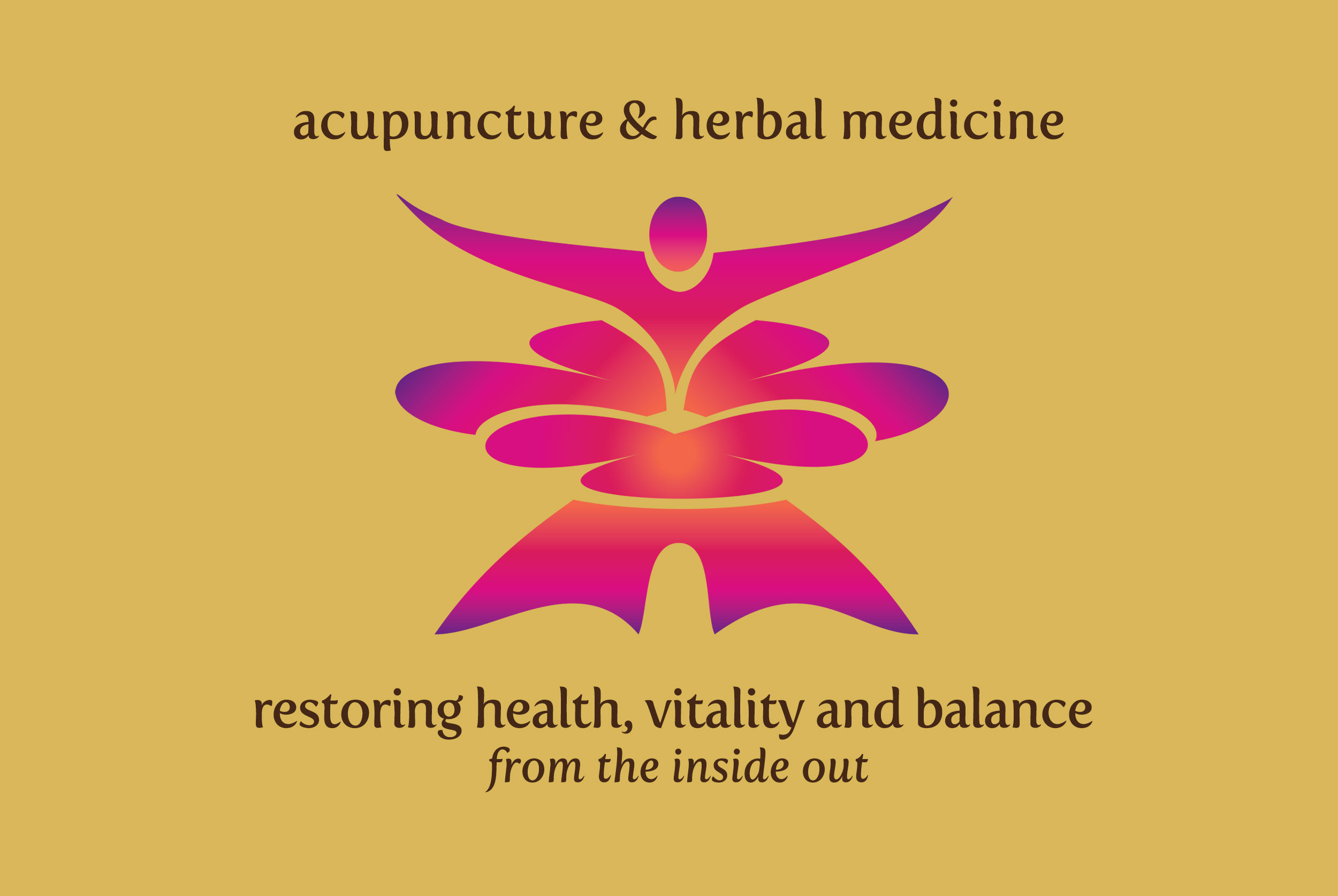 Acupuncture & herbal medicine - Restoring health, vitality and balance from the inside out.